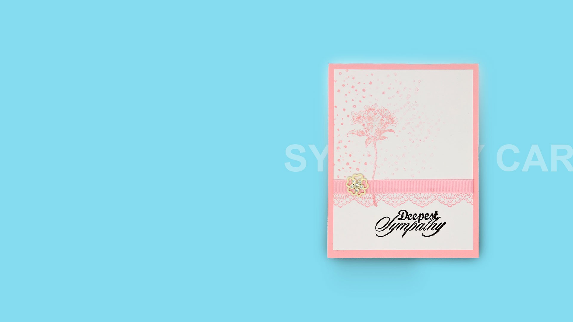 custom greeting cards - Sympathy Cards